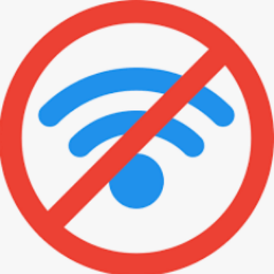 와이파이 인터넷 없음