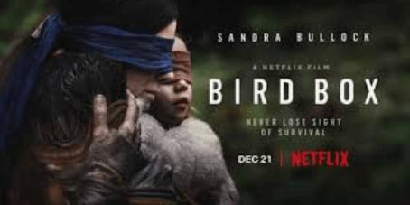 SF 영화 추천 - 버드 박스(BIRD BOX)