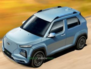 현대 경형차 SUV