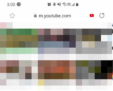 모바일 유튜브
