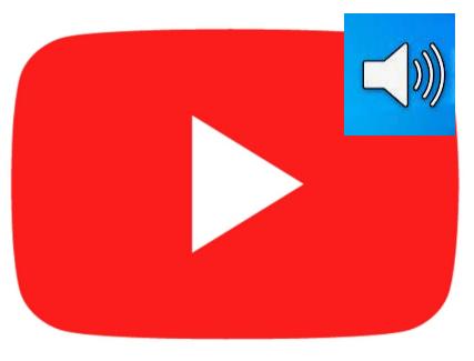 유튜브 소리가 안나요